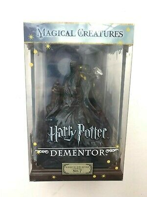 Bnib The Noble Collection Magical Creature Harry Potter Dementor Statue No. 7
