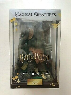 Bnib The Noble Collection Magical Creature Harry Potter Troll Statue No. 12