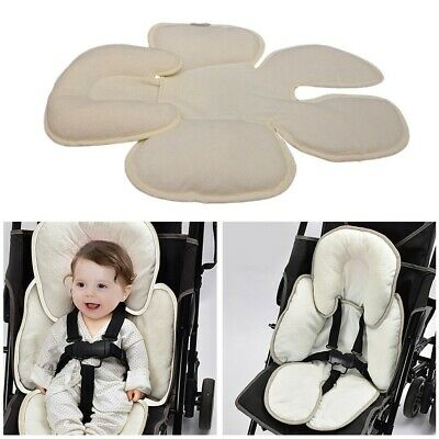 Baby Stroller Seat Cushions Body Head Warm Protection And Comfortable Cushions
