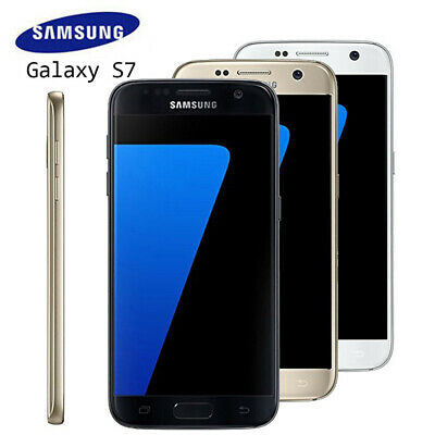 LTE 32GB Unlocked Factory Galaxy New Samsung 4G S7 G930F Phone Android FREE SHIP