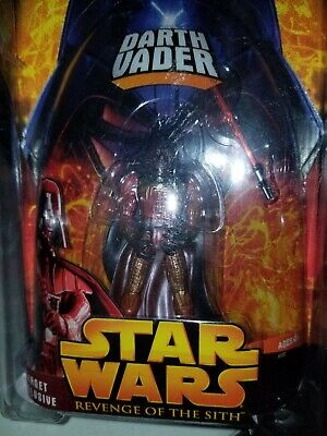 Star Wars Revenge Of The Sith Darth Vader Target Exclusive