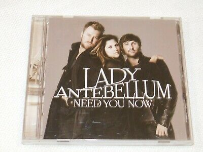 Need You Now von Lady Antebellum (CD, Jan-2010, Emi Capitol Records) Ready To