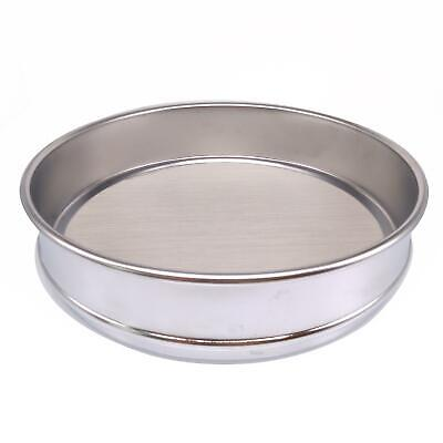 1pc 325 Mesh 0.045mm Aperture Lab Standard Test Sieve Stainless Steel Dia 200mm