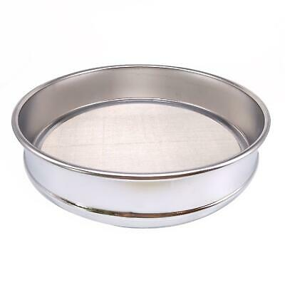 1pc 160 Mesh 0.098mm Aperture Lab Standard Test Sieve Stainless Steel Dia 200mm