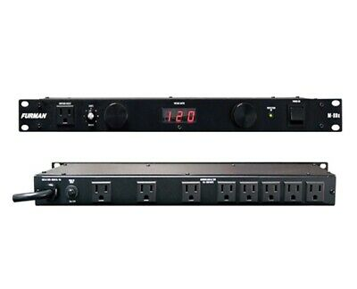 Furman M-8Dx 15 Amp AC Power Conditioner for Rack Mount System PROAUDIOSTAR