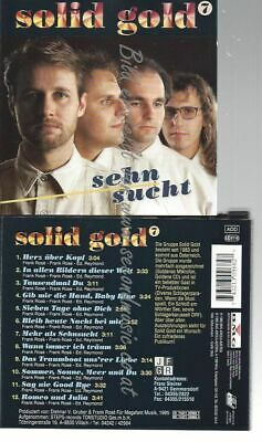 Cd--Solid Gold--Sehnsucht