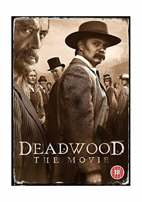 Deadwood The Movie [2019] [New DVD]
