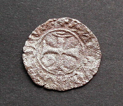 Genuine ancient Medieval coin Crusades/Templar - Found on Cyprus