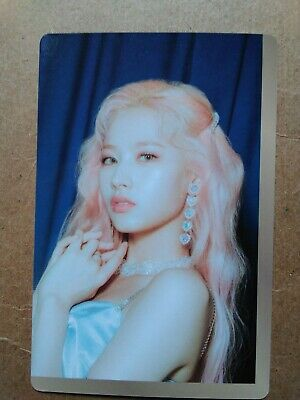 TWICE Feel Special Official Sana Pre-order Card [SET B]