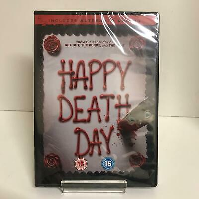 Happy Death Day DVD - New and Sealed