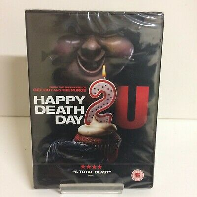 Happy Death Day 2U DVD - New and Sealed Fast and Free Delivery