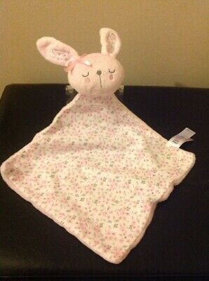 George Asda Pink Rabbit Bunny Flower Ditsy Print Comforter