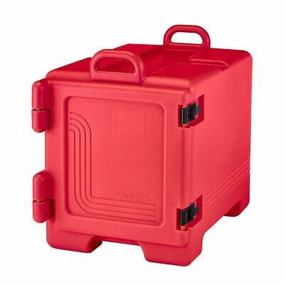 Cambro UPC300158 Hot Red Front Load Full Size Ultra Pan Carriers