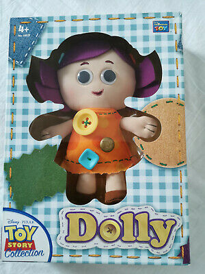 ThinkWay Disney Pixar Toy Story 3 4 Collection-DOLLY-not unboxing