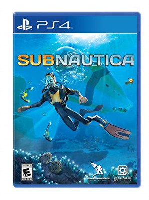 Subnautica Ps4 Game New