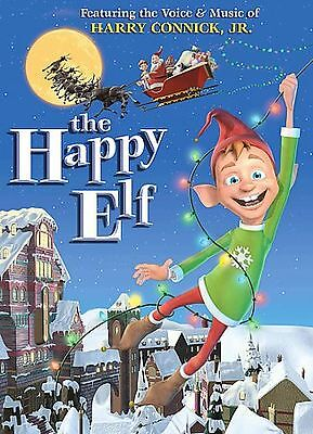 NEW - The Happy Elf (DVD, 2005) SEALED Harry Connick Jr