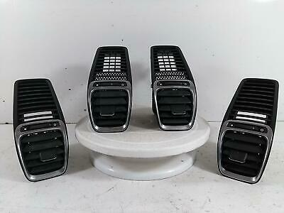 2016 PORSCHE CAYMAN GT4 (981) Set of Dash Vents 981552141021 981552142021