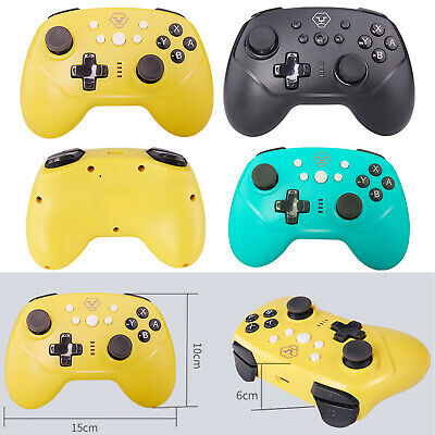 Wireless Bluetooth Gamepad Joystick Game Controller for Nintendo Switch Console