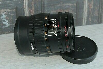 HELIOS 44-3 58mm+ adapter FujiFilm M42/FX Mount BEST Russian USSR Lens