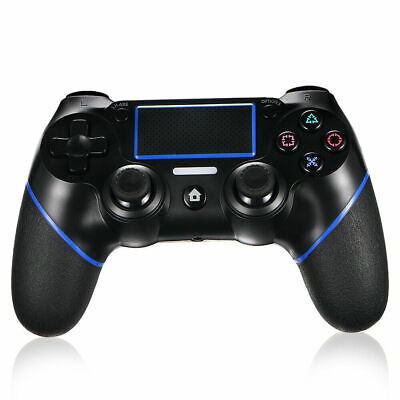 Blue Wireless Bluetooth Gamepad Controller For Dualshock4 PS4 Sony PlayStation 4