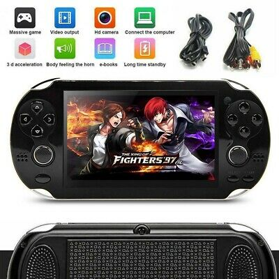 SALE! X9 Handheld Portable Video Game Console 128 Bit Built In 1000+Game Player