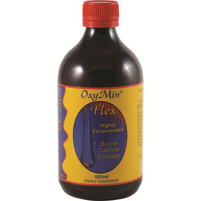 OXYMIN Flex ( Highly Concentrated Bovine Tracheal Cartilage ) 500ml