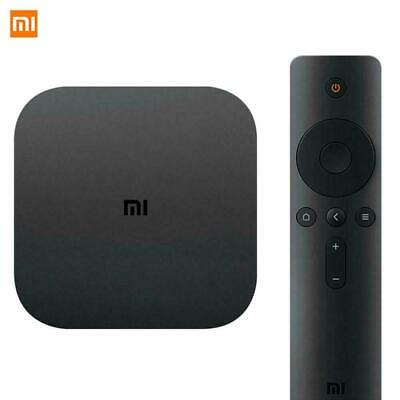 Xiaomi Mi Box S Dream Watch 4K HDR Android TV Streaming Media Google Assistant