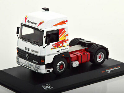 1:43 Ixo Renault R310 Turboliner towing vehicle 1986 white/red