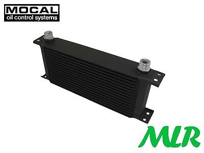 Mocal 16 Row Universal Motorsport Oil Cooler 1/2Bsp Fittings Oc5163-8 Qy