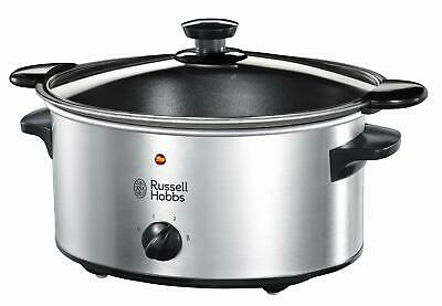 1633287-Russell Hobbs 22740-56 Slow Cooker Home Fornello elettrico lento, 3 rego