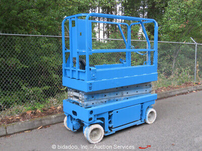 Genie GS-1930b GS-1930 19' Electric Scissor Lift Man Manlift 24V - Parts/Repair