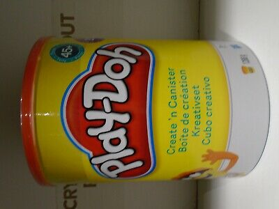 Play-Doh Create And Canister 45+ Piece Set 3 + Years Brand New