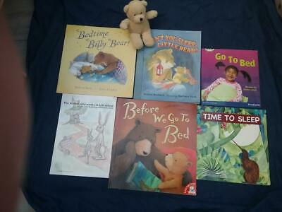 Teaching Story Resource Can't You Sleep Little Bear Books & Toy For Sack