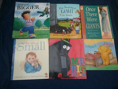 Teaching Story Resource The Smartest Giant Books For Sack