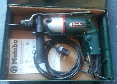 Metabo SB620 Professional 2 Speed Percussion Hammer Drill