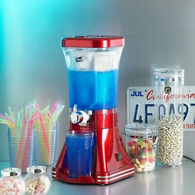 Slushie Boissons Machine Électrique Blender Glace Frozen à Smoothie
