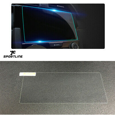 GPS Navigation Screen Steel Protective Film For BMW F10 F11 GT F07 2011-2017