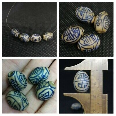 Fantastic Roman beads Mosaic necklace Pendant .!Very Beautiful Roman Glass Beads