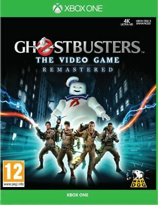 Ghostbusters The Video Game Remastered (Xbox One) BRAND NEW AND SEALED  IN STOCK