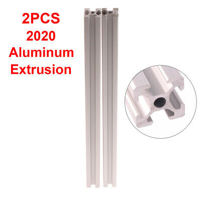 20x60mm 3D Printer /& CNC 2060 Aluminium Extrusion Slot 6 Profile 20mm x 60mm