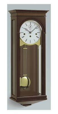 Kieninger 2727-23-01 - Wall Clock - Walnut - Pendulum Clock - New