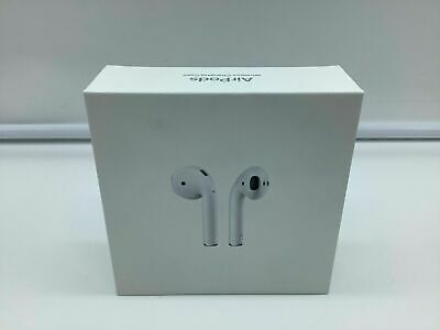 Apple AirPods MRXJ2ZM/A with Wireless Charging Case (2nd Gen) #236685