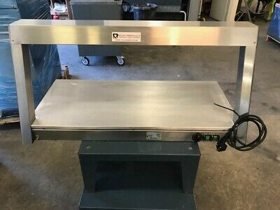 Lincat LD3 Heated Display With Gantry / Carvery Unit/ Hot Food Display VAT Inc
