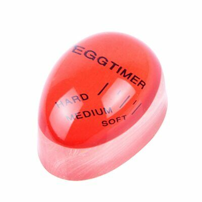 Egg Perfect Color Changing Timer Yummy Soft Hard Boiled Kitchen# Eggs J6N0 H0I6