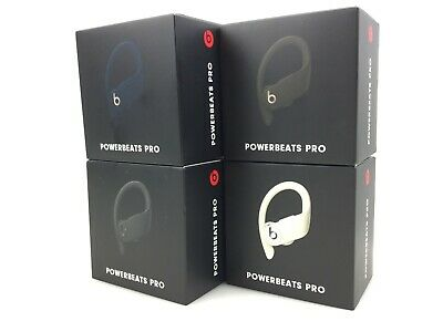 Beats by Dr. Dre Powerbeats Pro Totally Wireless Bluetooth Headphones Earbuds