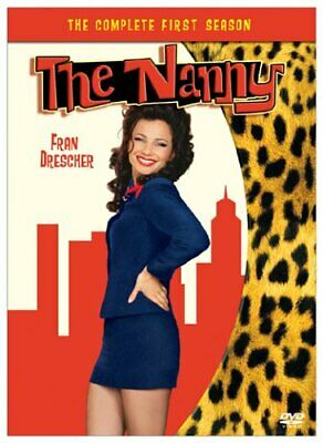 The Nanny - The Complete First Season [DVD] NEW!
