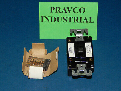 GENERAL ELECTRIC 1HP SINGLE PHASE MANUAL MOTOR STARTER WITHOUT ENCLOSURE  CR101Y