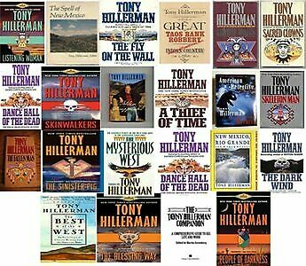Hillerman, Tony - 16 EBOOK Collection - Discount EPUB,MOBI,PDF  Books