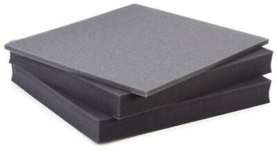 Middle Atlantic Products Customizable Foam Inserts - 3 Space Drawer