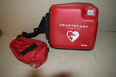 ^^Philips Fr2+ Heart Start  W/ First Aid Kit (Bb)